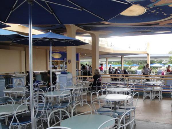 Disneyland park dining and restaurants for Terrace restaurant menu