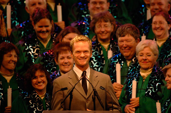 Candlelight Processional Narrators