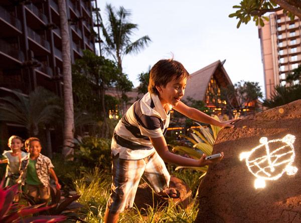 Aulani Resort Menehune Adventure