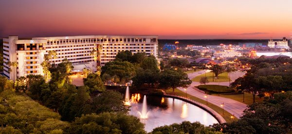 hotels near downtown disney world - Hilton Resort
