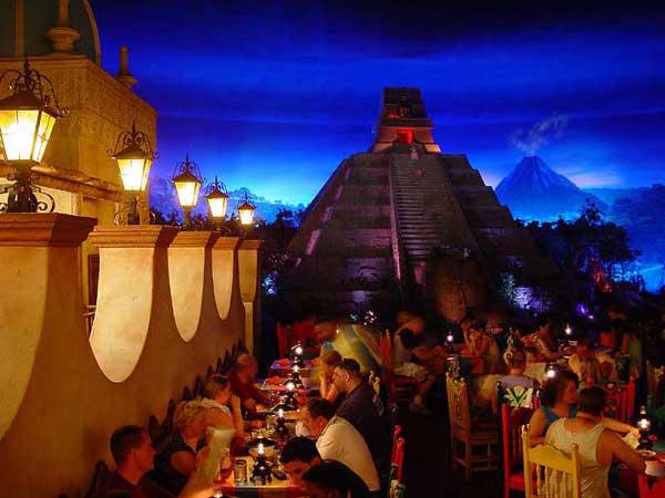 Epcot World Showcase Mexico