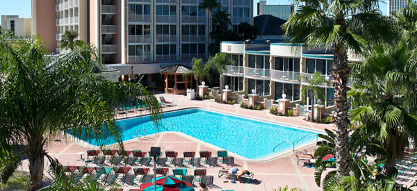 Downtown Disney Resort - Hotel Royal Plaza