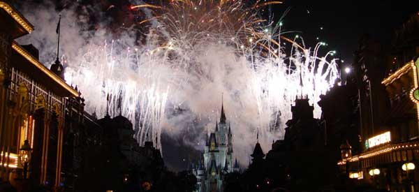 How Much Does Magic Kingdom Fireworks Cost