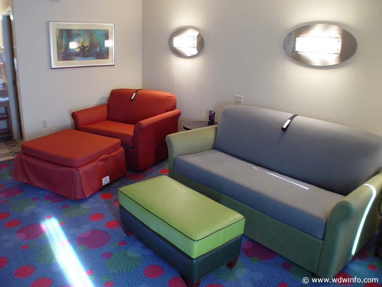 all star music family suite photos 05 review the family suites at disney s all star music resort