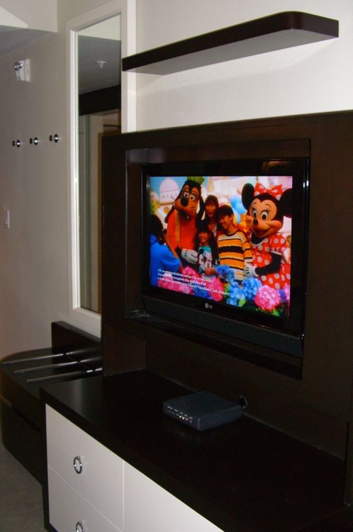 Master Bedroom Tv Stand