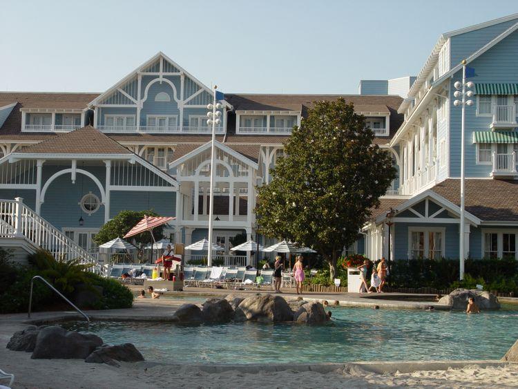 Disney S Beach Club Resort Beach Club Resort 10