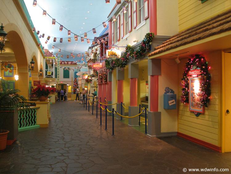 Caribbean Beach Food Court