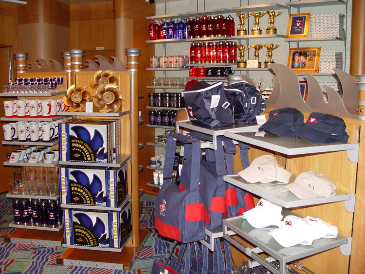 Disney Cruise Shopping