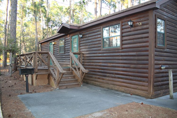 Ft Wilderness Cabin C 25610