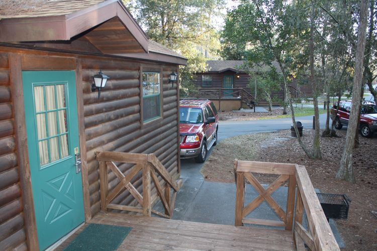 Ft Wilderness Cabin C 25614