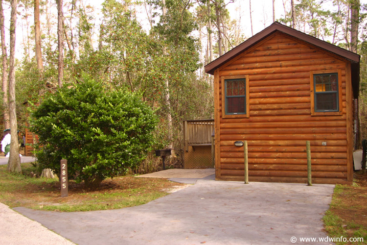 Fort Wilderness Resort Campground Photos 03