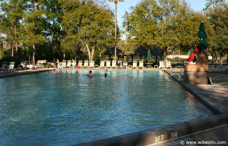 Fort Wilderness Resort Campground Photos Meadow Swimming Pool2