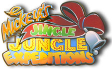 Mickey's Jingle Jungle Expeditions
