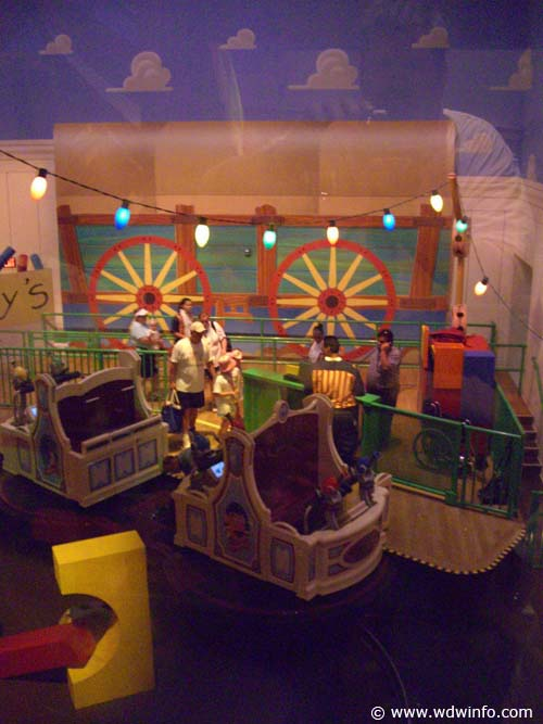 Toy Story Mania Op Xbox 360 Picture