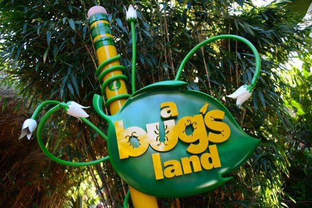 A Bug S Land Disney S California Adventure