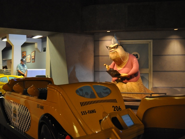 Monsters Inc California Adventure Park