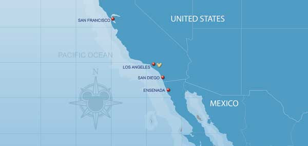 Mexican Riviera Disney Cruise Disney Cruises To The
