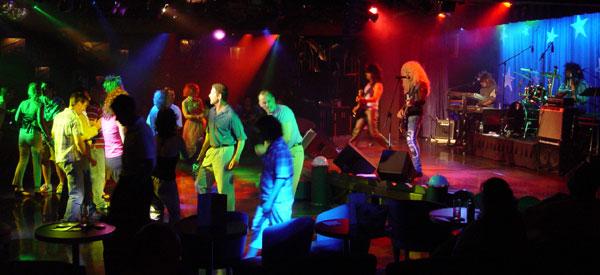 disney cruise line night club
