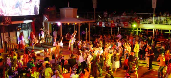 154 Best Images About Caribbean Party Ideas And: Disney Cruise Line Dining And Restaurants