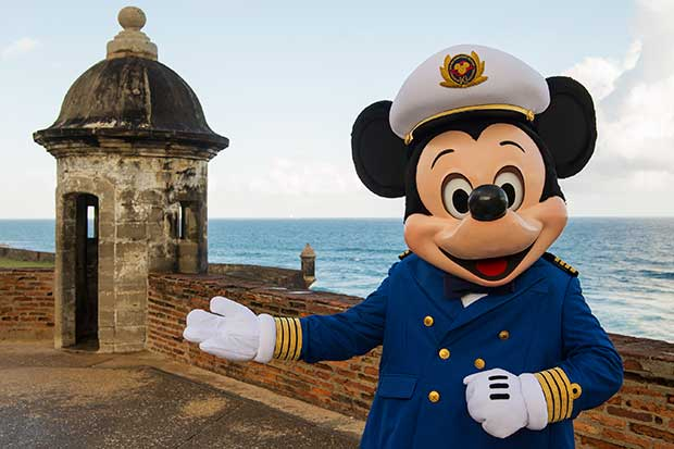 Disney Cruise Line returns to San Juan, Puerto Rico in early 2016 as the Disney Wonder sails four cruises to the Southern Caribbean - See more at: http://dclnews.com/galleries/2014/10/28/early-2016-itineraries/#slide-2