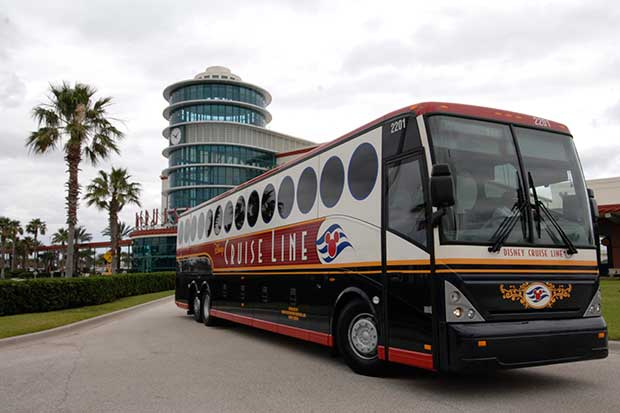 4 Transportation Options for Getting to Your Disney Cruise
