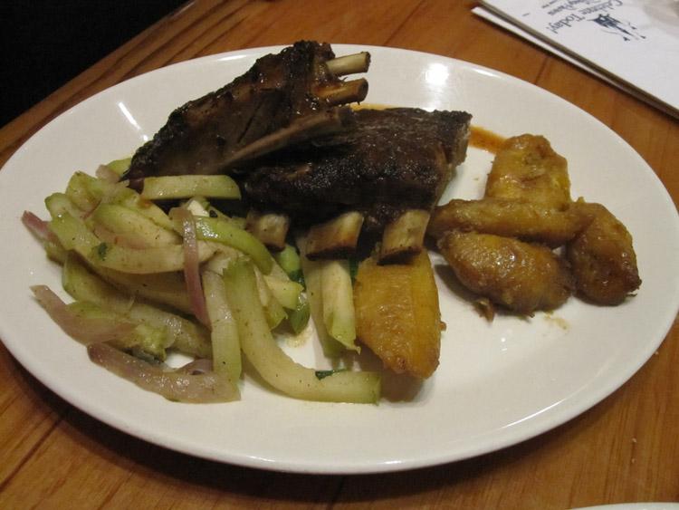 Caribbean Pork Ribs