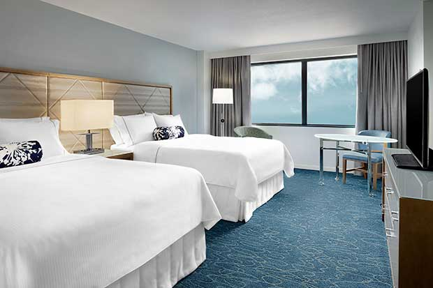 Walt Disney World Swan And Dolphin Hotel Rooms