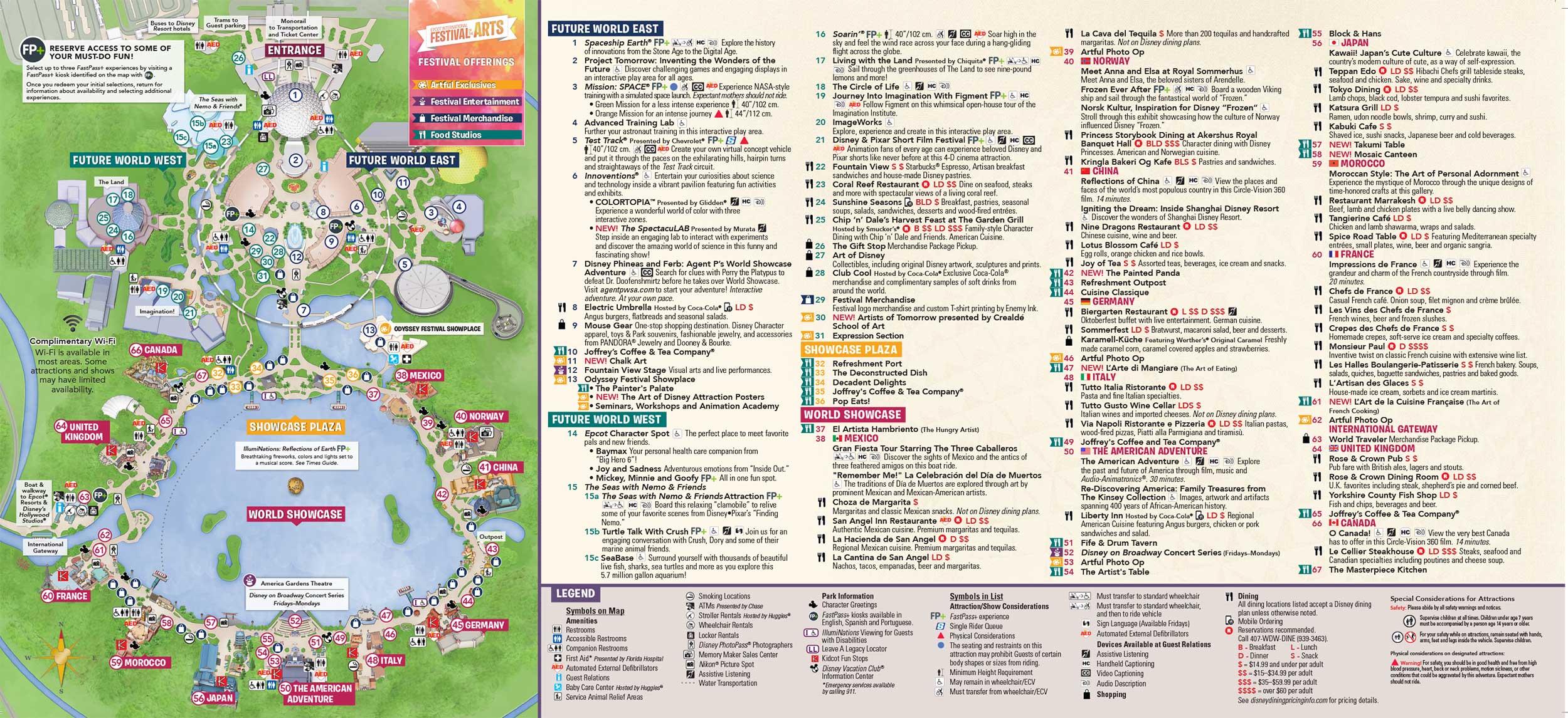 Disney World Wine And Food Festival