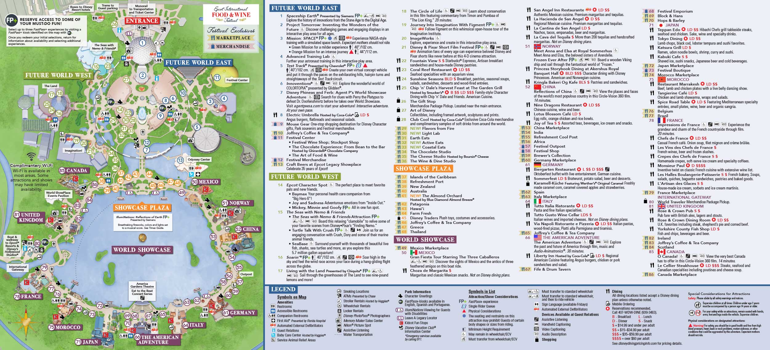 When Is The Food And Wine Festival At Epcot