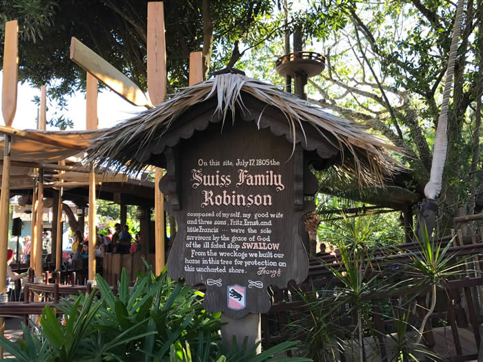 Image result for swiss family treehouse magic kingdom