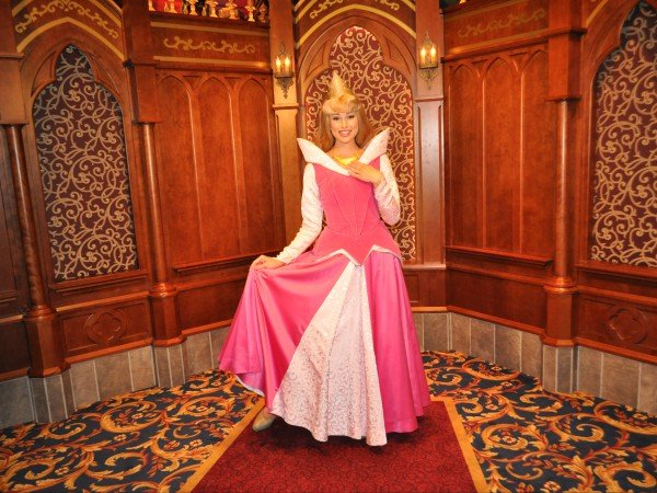 Fantasy faire fantasyland disneyland park california vaudeville style storytellers tell the stories of tangled and beauty and the beast along with characters from the films who join in the fun and greet m4hsunfo