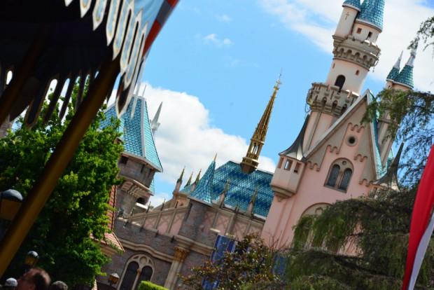 Fantasyland Disneyland Park California