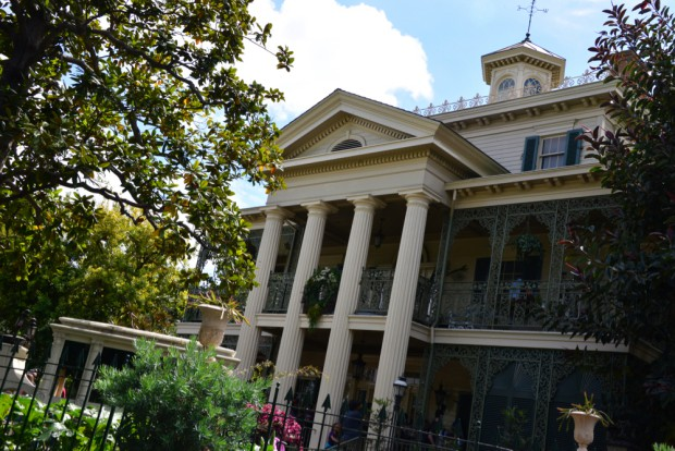Haunted Mansion New Orleans