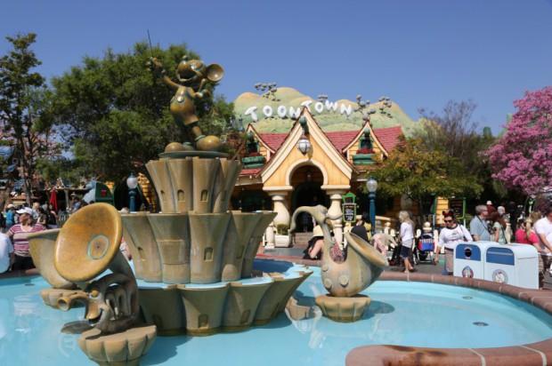 Mickey S Toontown Disneyland Park California