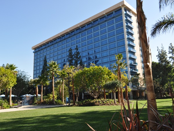 Staying Concierge at the Disneyland Hotel