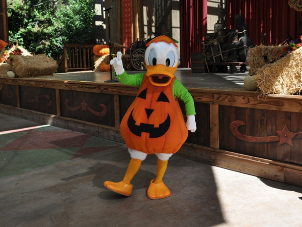 Halloween at the Disneyland Resort in California