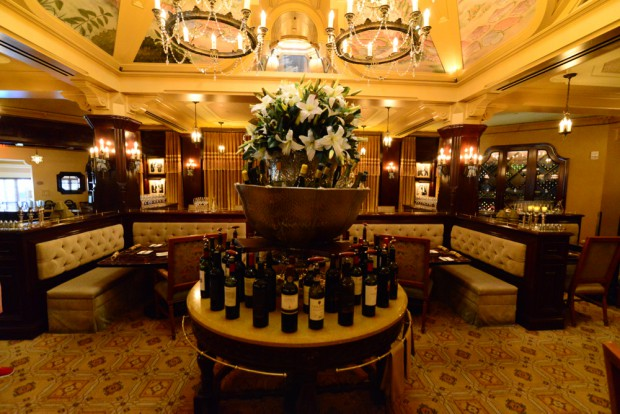 For An Upscale Yet Casual Snack Or Meal A Special Small Plate Menu Is Available In The Carthay Circle Restaurant Lounge