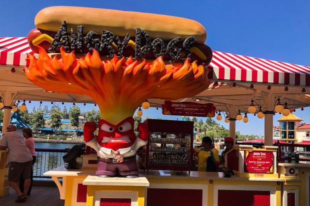 Disneyland Resort California Adventure Dining and Restaurants