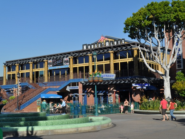 Disneyland Resort Downtown Disney Dining And Restaurants
