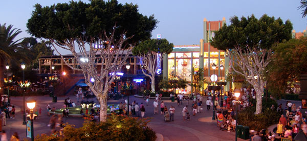 Downtown Disney Disneyland
