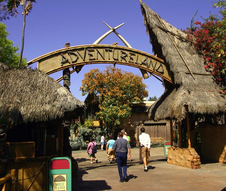 Top 5 things about adventureland!