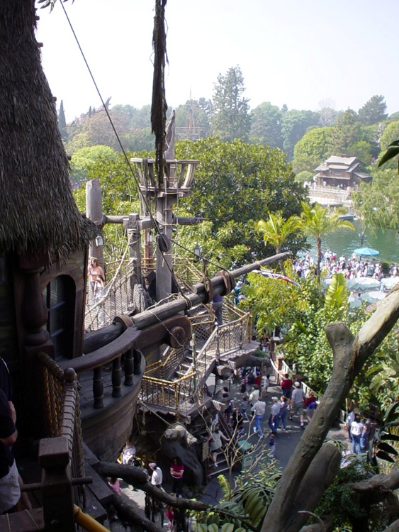 Adventureland Tarzan Treehouse 04