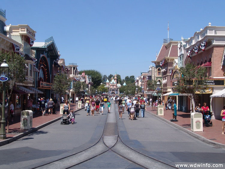 Main Street Usa Disney World Restaurants