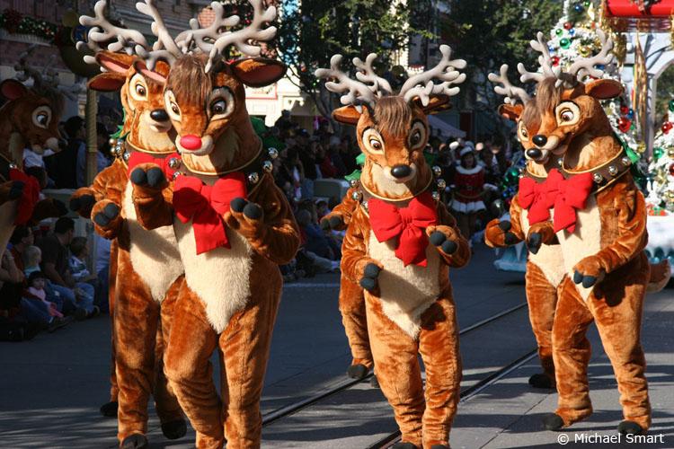 Disney Christmas Parade.Disney Christmas Parade No 3 417copy