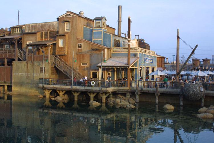 Pacific Wharf Photos At Disney California Adventure 02