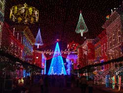 Osborne Family Lights at Disney's Hollywood Studios, Osborne Lights ...