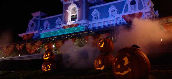 halloween at disney world - Disney Halloween Orlando