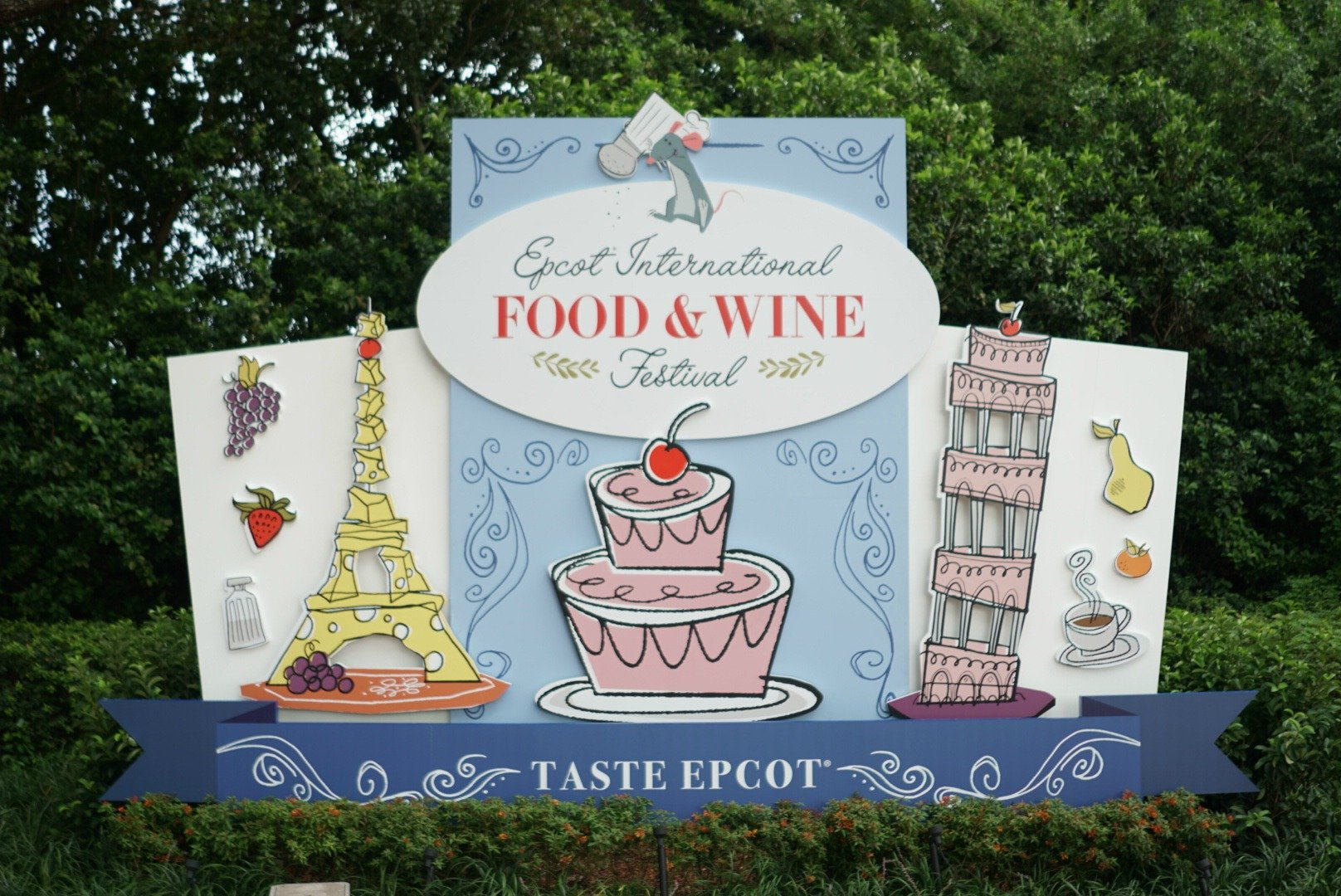 2018 Epcot Food And Wine Festival Menus