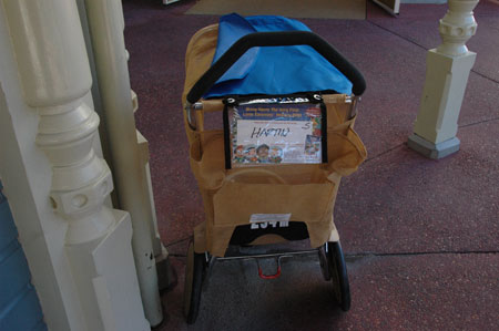Disney World Stroller photo