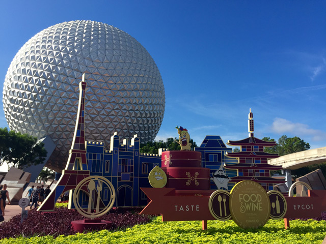Epcot World Showcase - Eleven countries are represented at Disney\'s ...